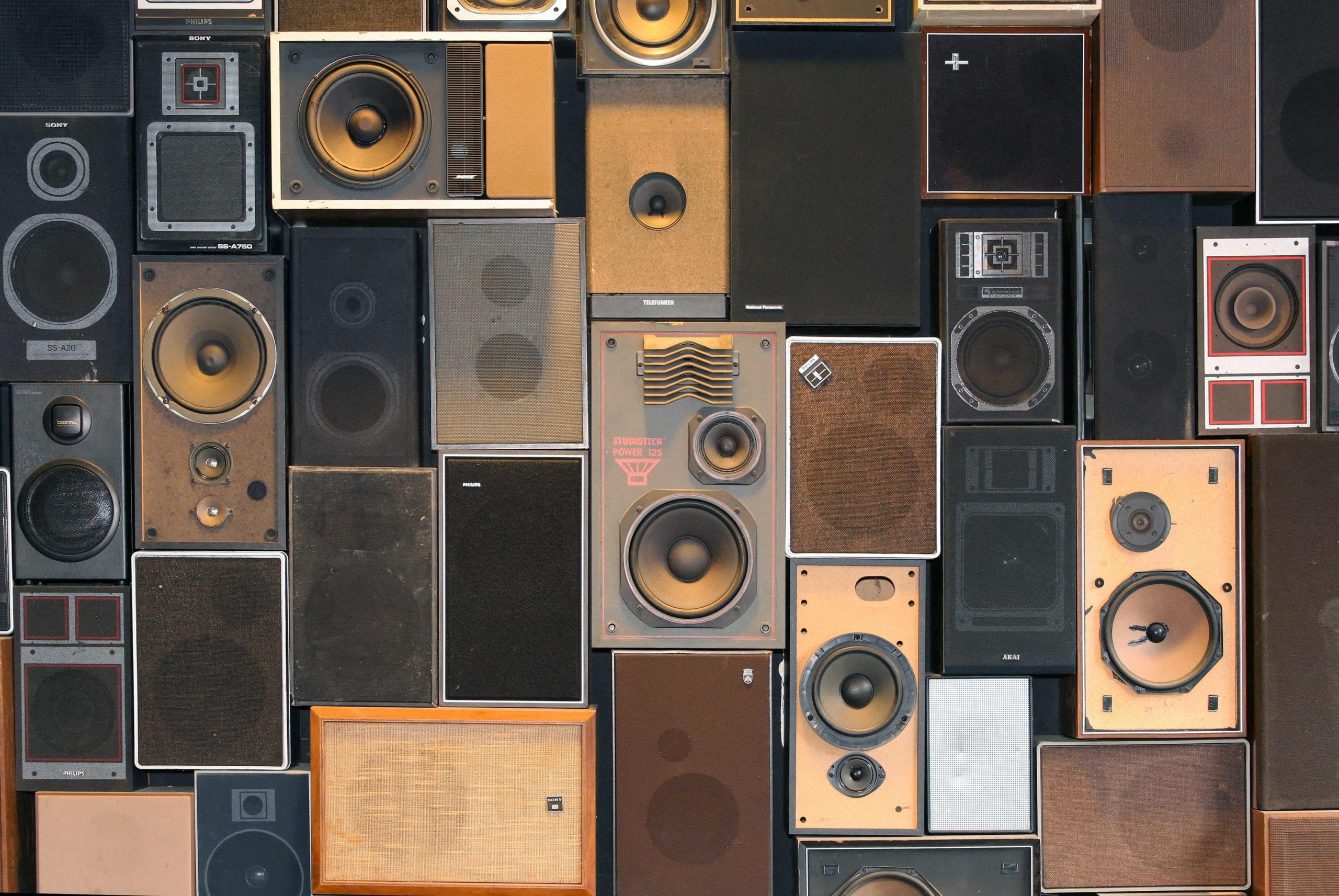 speakers sistemi audio innovativi